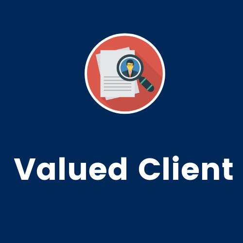 Valued Client
